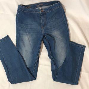 Decree Denim Skinny Jeans